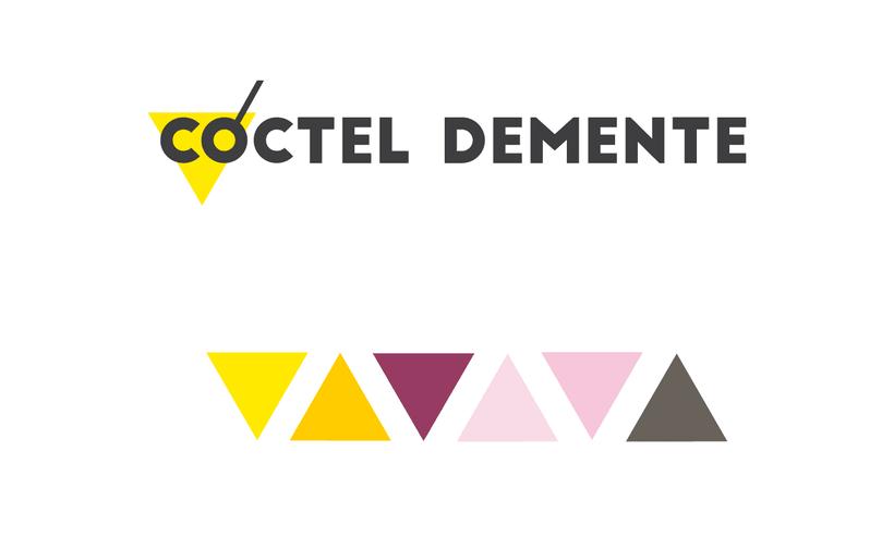 Rebranding Cóctel Demente  3