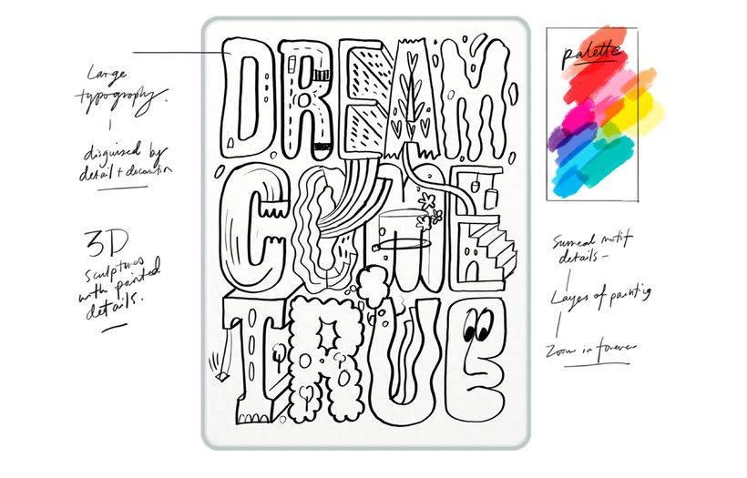 Diseñando sueños sobre un lienzo atípico: un colchón 3