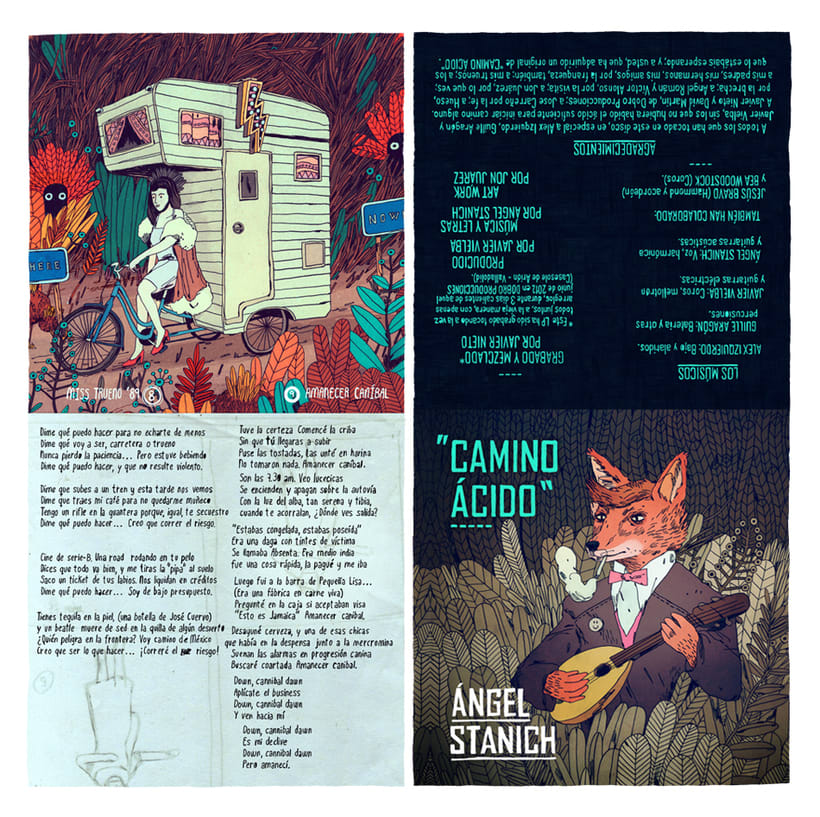 Angel Stanich - Camino ácido 12