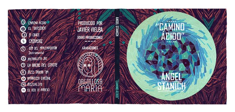 Angel Stanich - Camino ácido 13