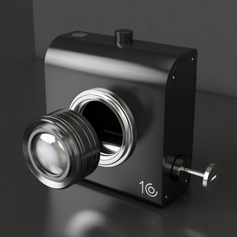 Mi Proyecto del curso: Visualizaciones en 3D con Cinema 4D, Illustrator y Photoshop 12