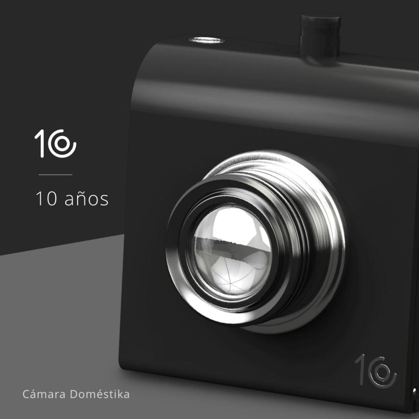 Mi Proyecto del curso: Visualizaciones en 3D con Cinema 4D, Illustrator y Photoshop 10