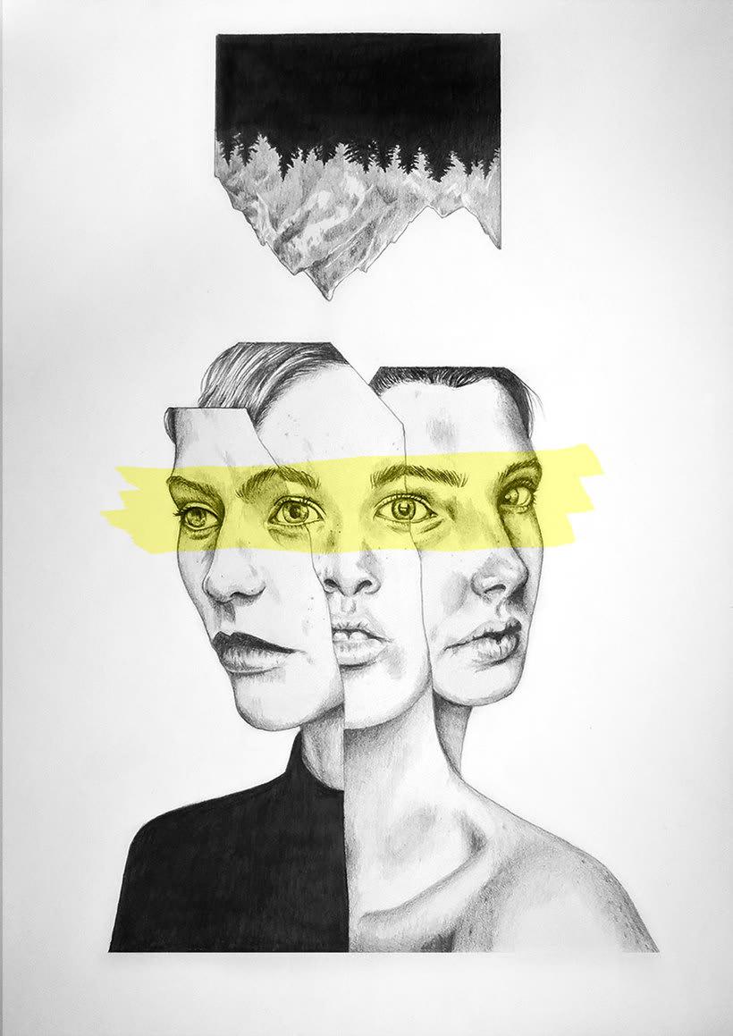 Laura Baena: una mirada introspectiva a la ilustración 9
