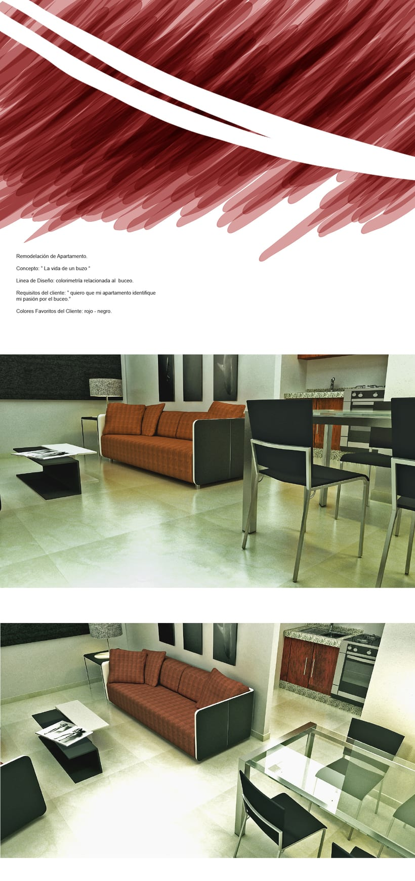 Diseño de Interiores para Buzo 0