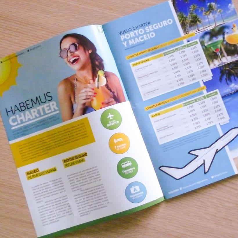 Publicidad Gráfica y Tarifarios | Siga Turismo 2017 6