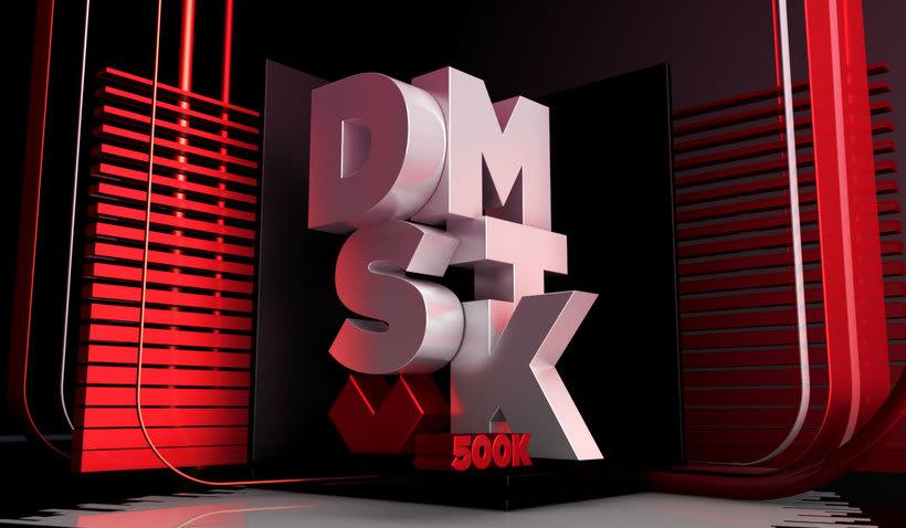 Estos son los ganadores del concurso 500K de Domestika 25