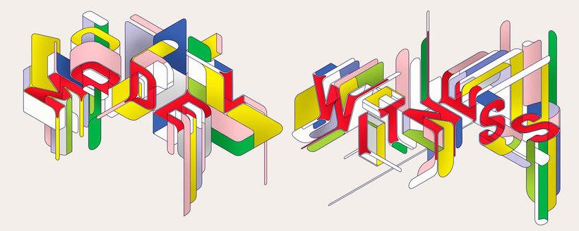 La fina línea entre la ilustración y el lettering de Charles Williams 21