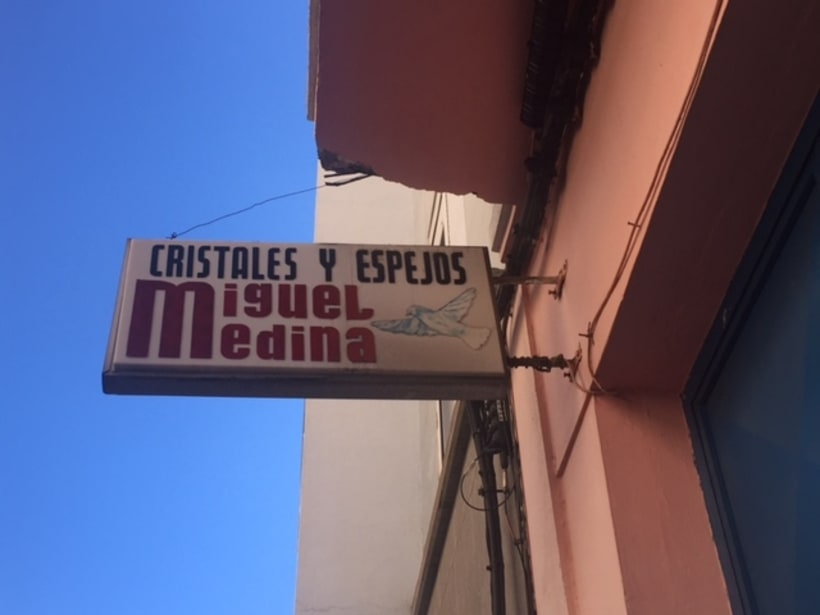 La tipografía de mi ciudad / Las Palmas de Gran Canaria 0