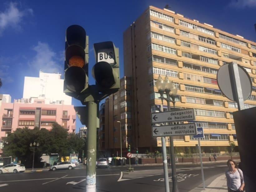 La tipografía de mi ciudad / Las Palmas de Gran Canaria 1
