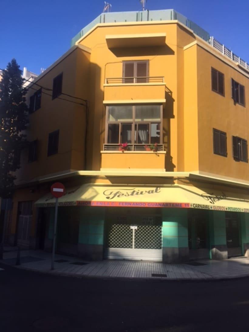 La tipografía de mi ciudad / Las Palmas de Gran Canaria 2