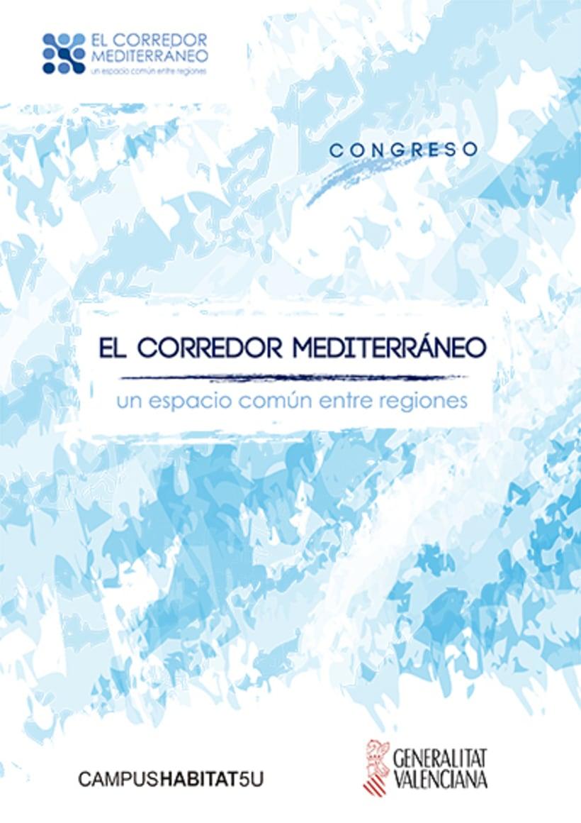 Diseño para Congreso El Corredor Mediterráneo 0