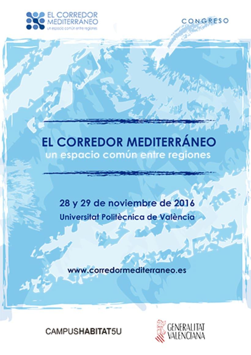 Diseño para Congreso El Corredor Mediterráneo 4