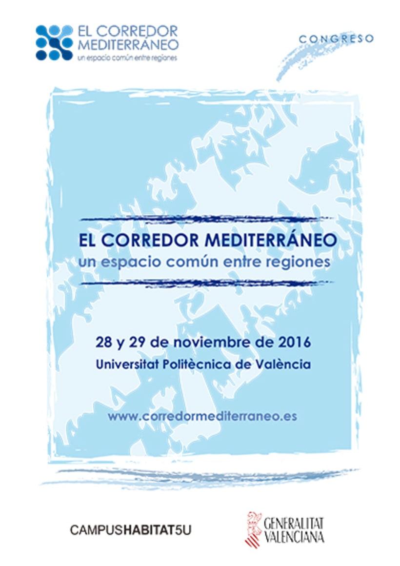 Diseño para Congreso El Corredor Mediterráneo 5