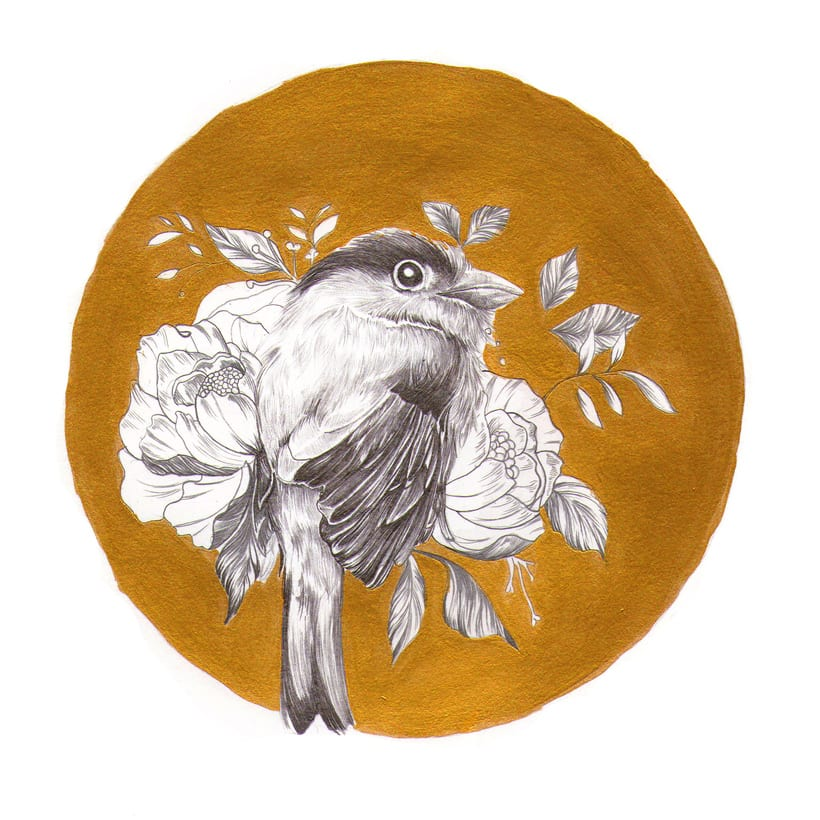 Golden Bird  -1