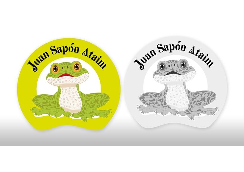 Juan Sapón Ataim (Logotipo) -1