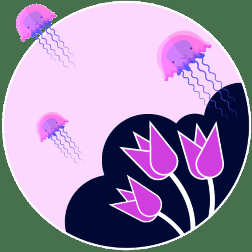 El bosque de las medusas 6