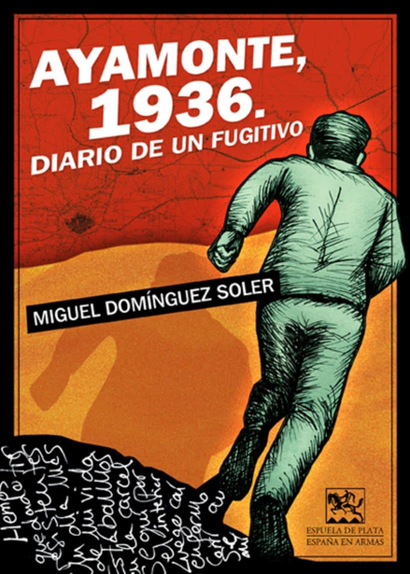 """Ayamonte 1936. Diario de un fugitivo"" 1"