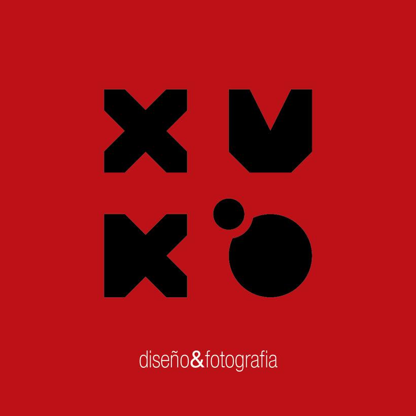 XUKO - DIseño&Fotografía - Logotipo 1