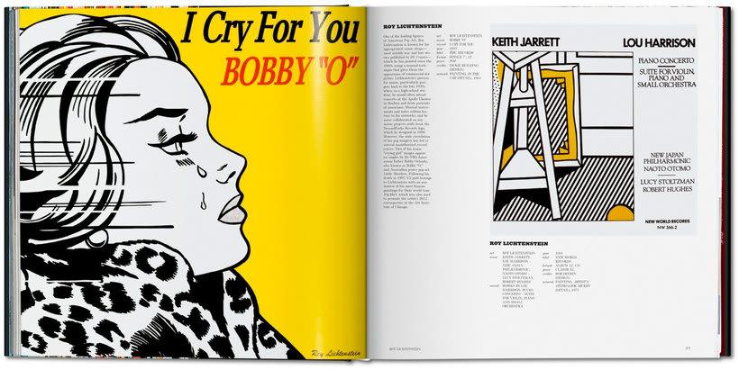 Art record covers, cuando las portadas musicales son arte 4