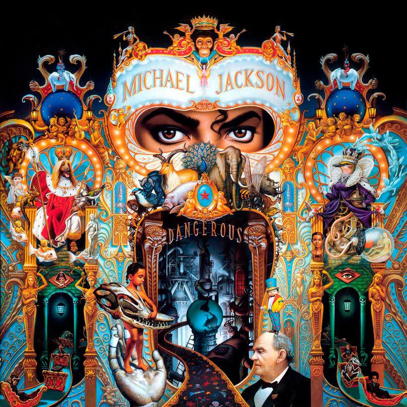 Art record covers, cuando las portadas musicales son arte 7