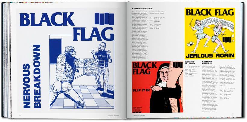 Art record covers, cuando las portadas musicales son arte 13