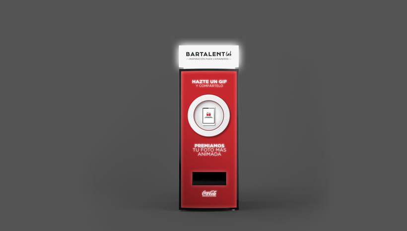 BartalentLab - Coca Cola 7
