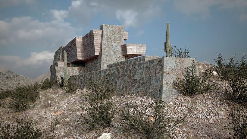 Recuperar la arquitectura perdida gracias al diseño 3D 14