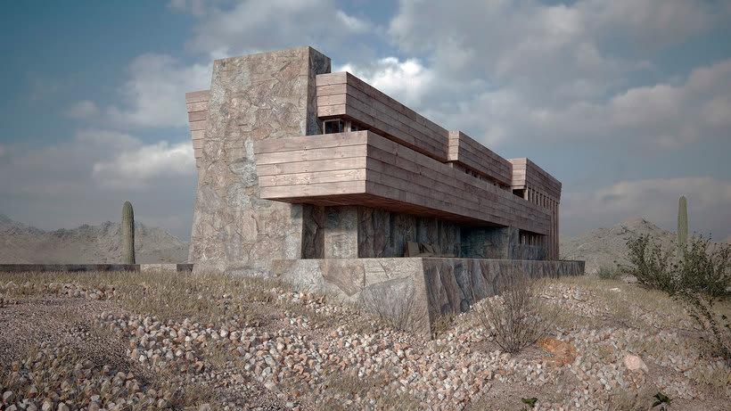 Recuperar la arquitectura perdida gracias al diseño 3D 17