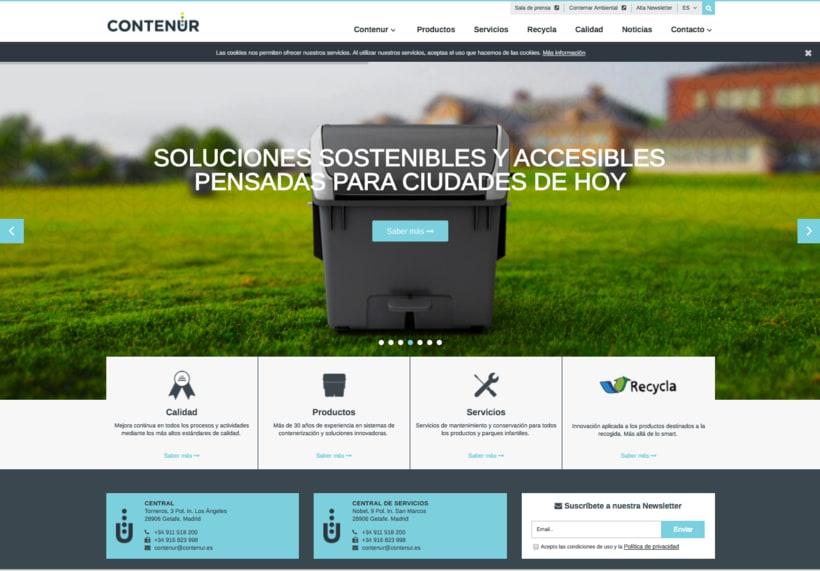 Contenur - Comunicación 360 2