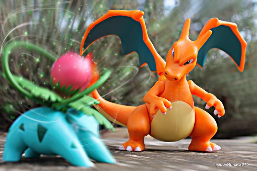 Pokémon Battles  -1