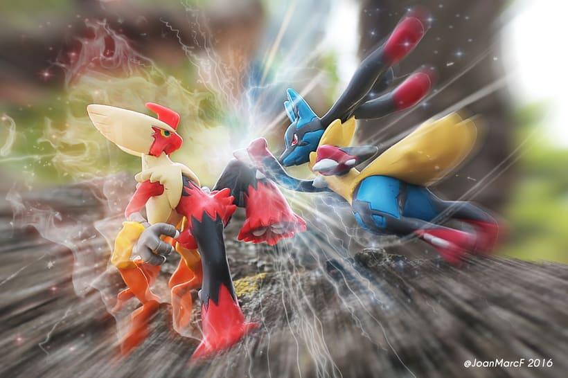 Pokémon Battles  3