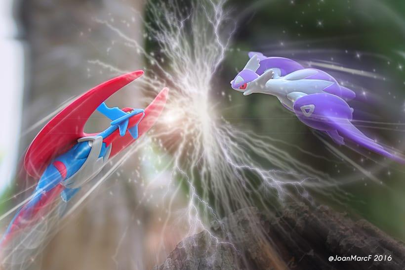 Pokémon Battles  4