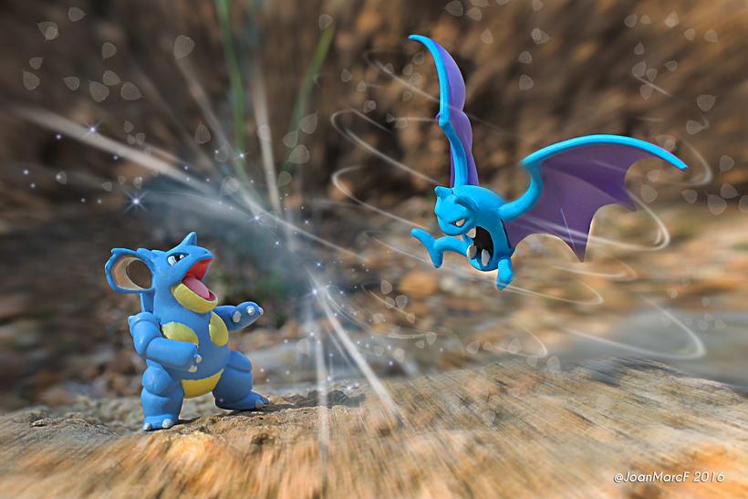 Pokémon Battles  6