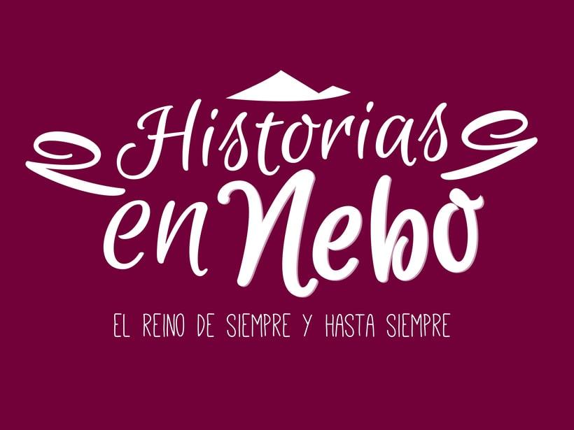 Historias en Nebo , Versión Historietas  0