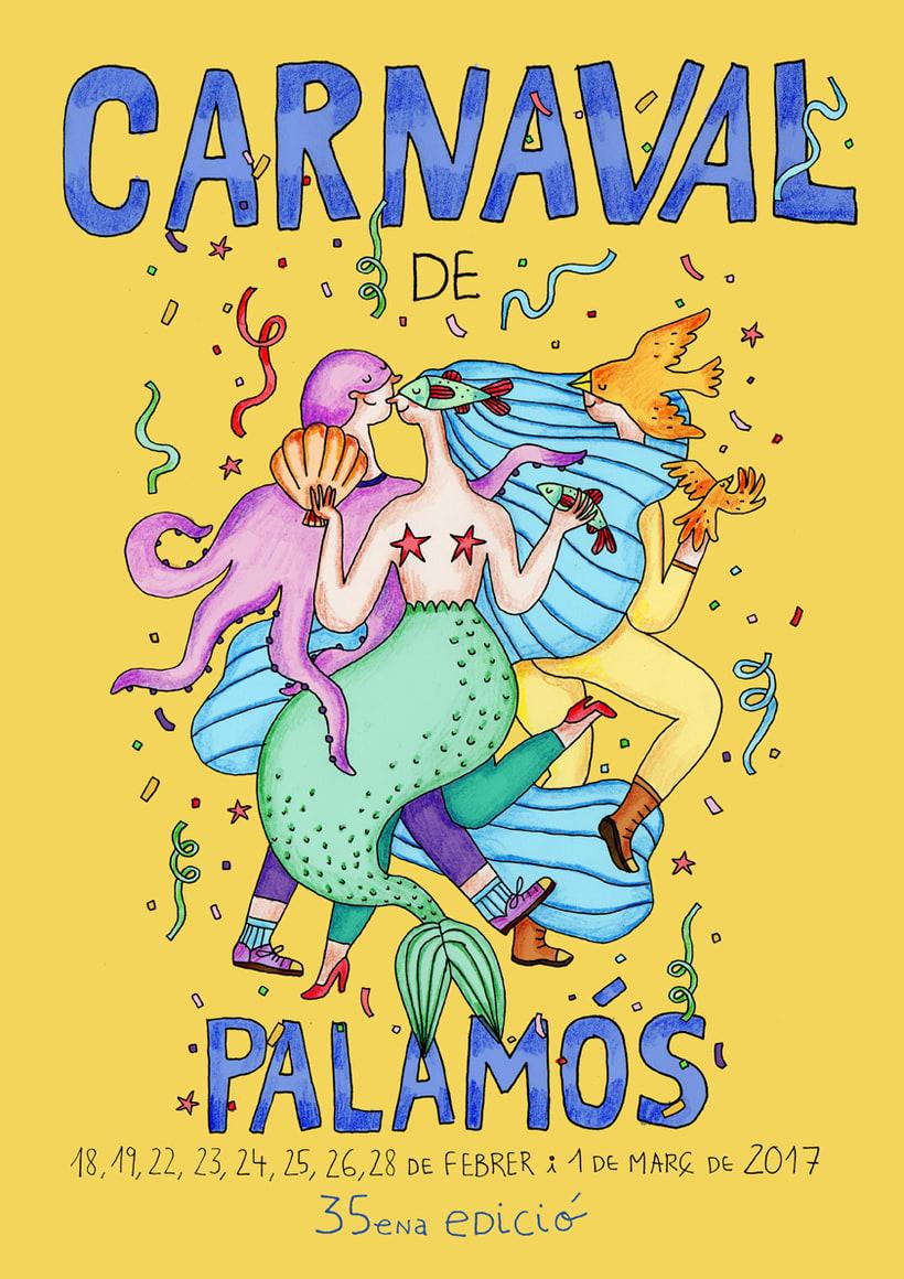 Cartel Carnaval 2017 -1