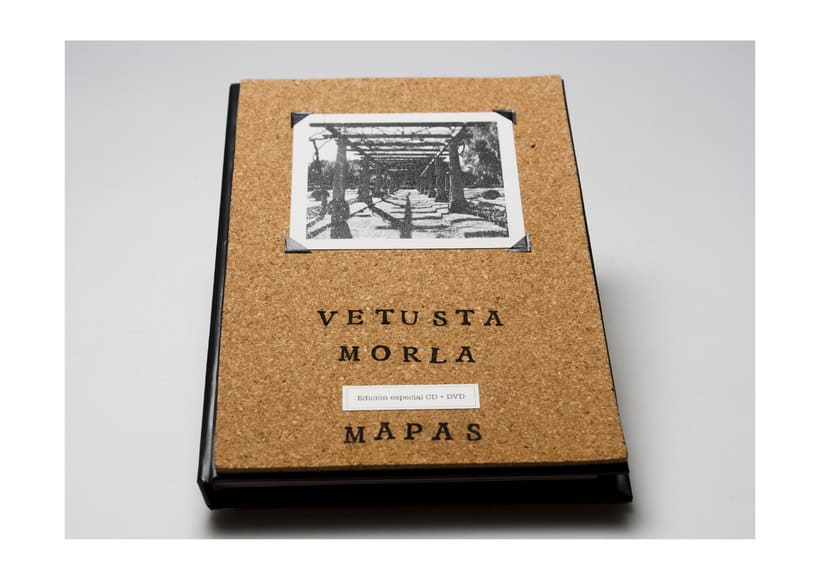 Mapas - Vetusta Morla 0