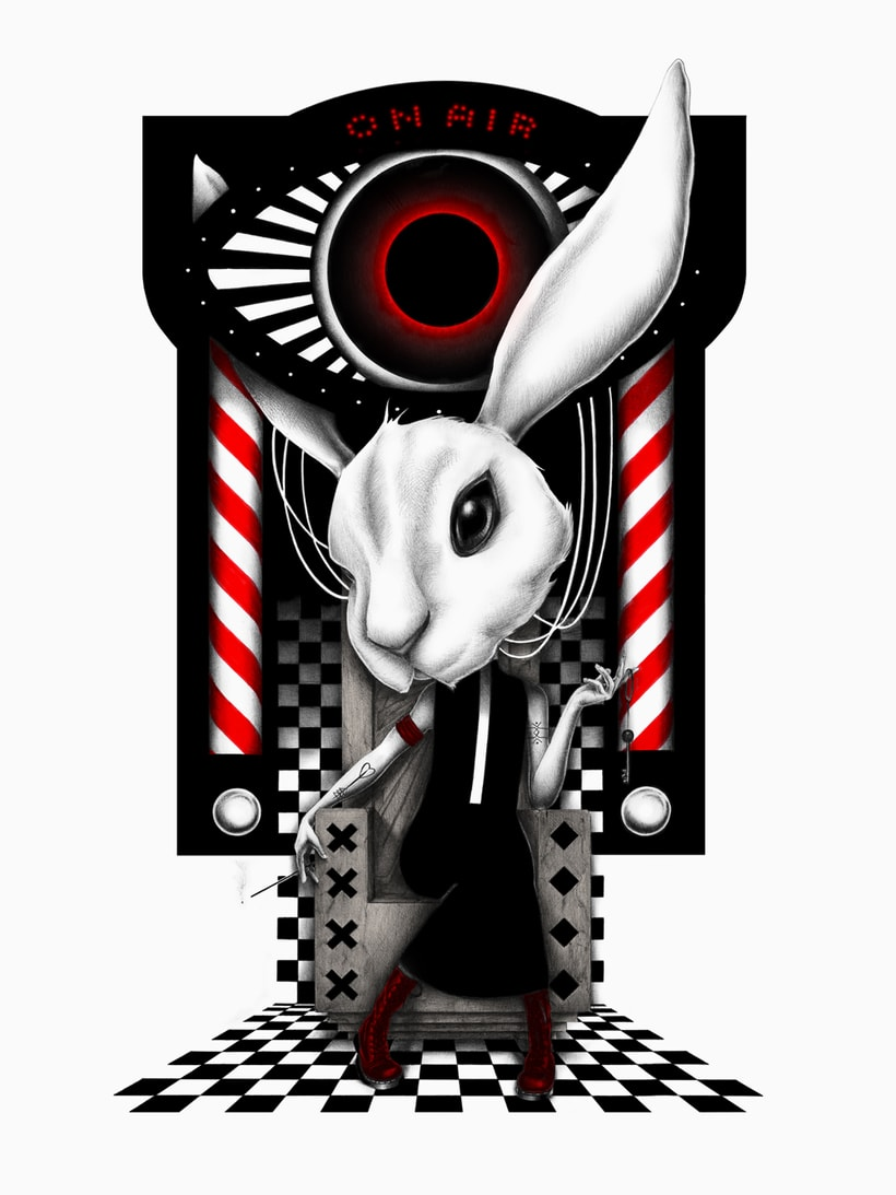 White Rabbit 0
