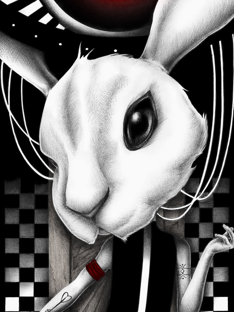 White Rabbit 5