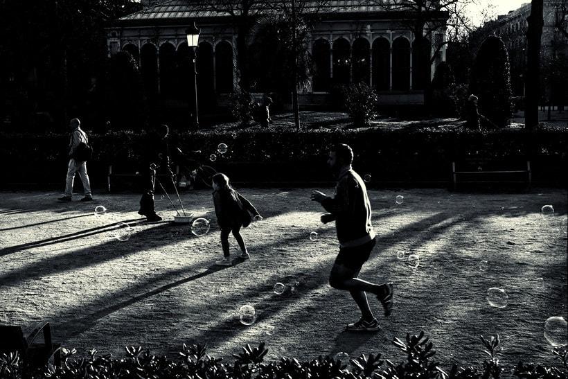 Barcelona en blanco y negro  6