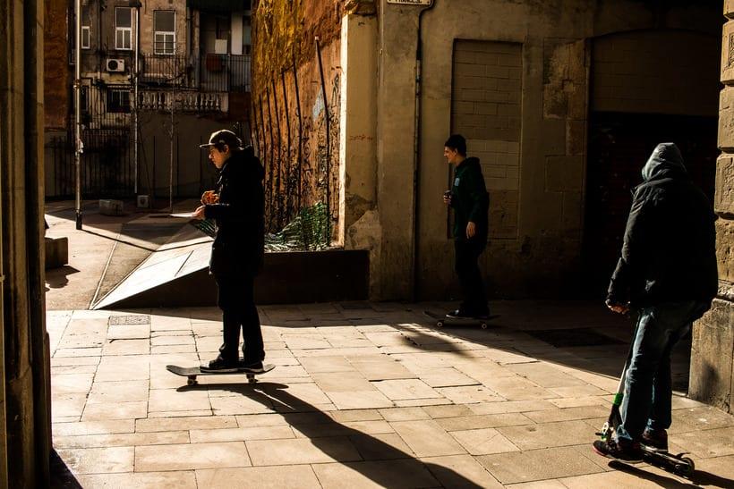 Barcelona en color 9