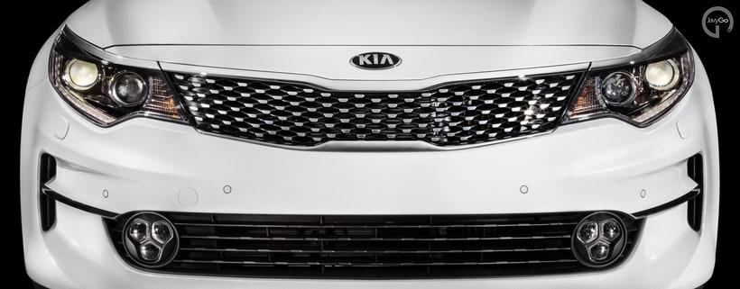 Fotografía y retoque para KIA motors España 1
