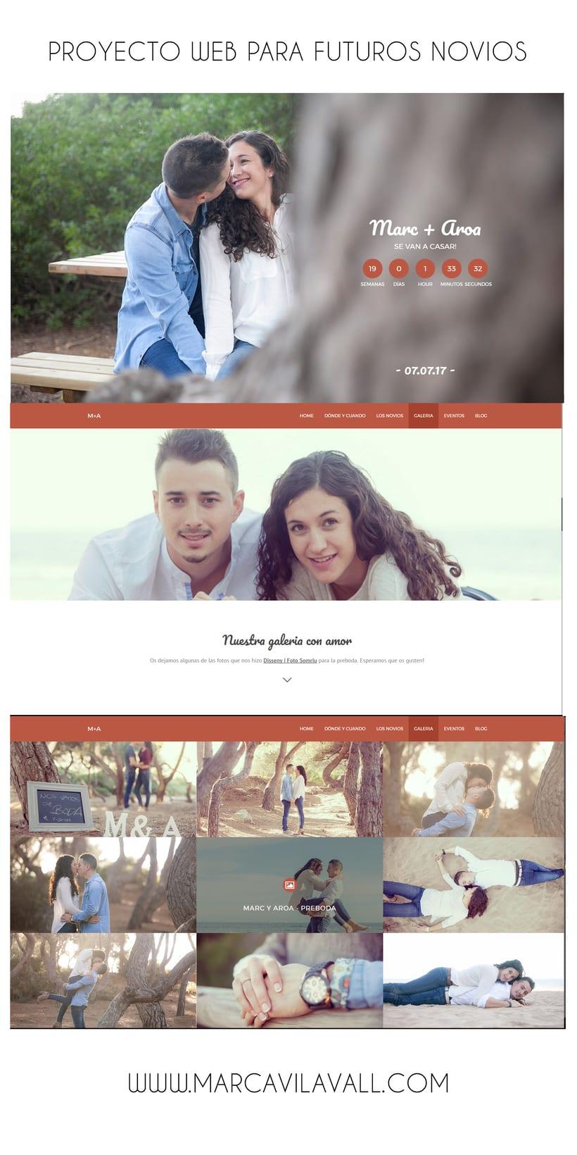 Proyecto Web - Futura Boda -1