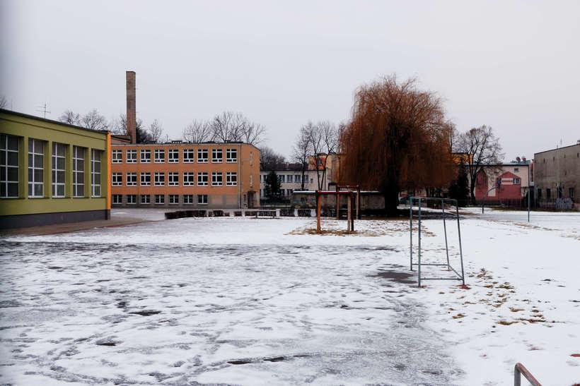 Paisajes del final de un invierno en Polonia  -1