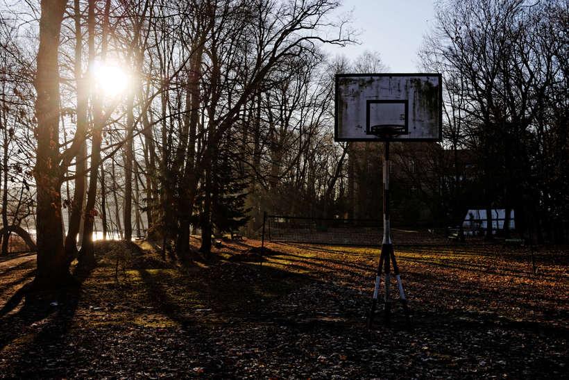 Paisajes del final de un invierno en Polonia  8