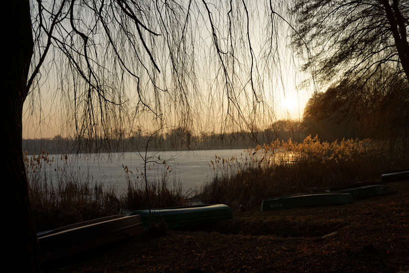 Paisajes del final de un invierno en Polonia  9