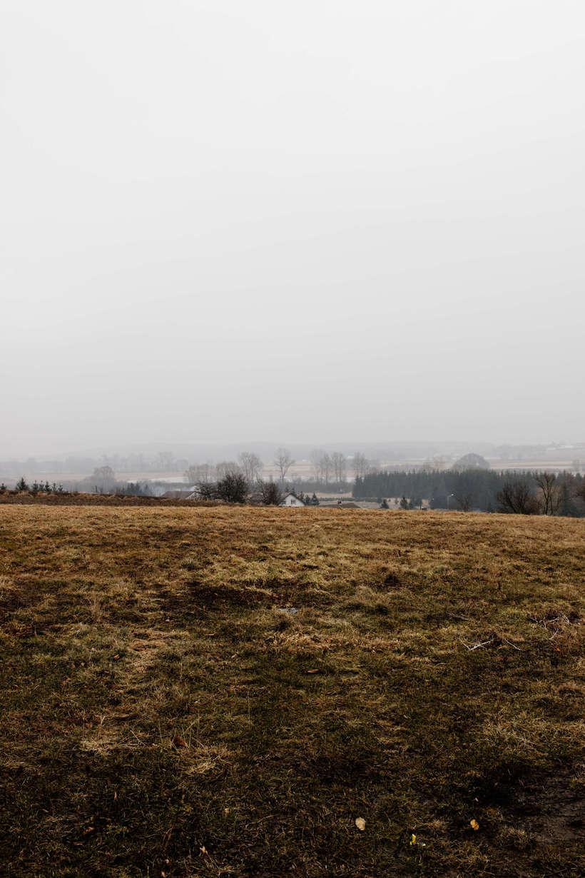 Paisajes del final de un invierno en Polonia  11