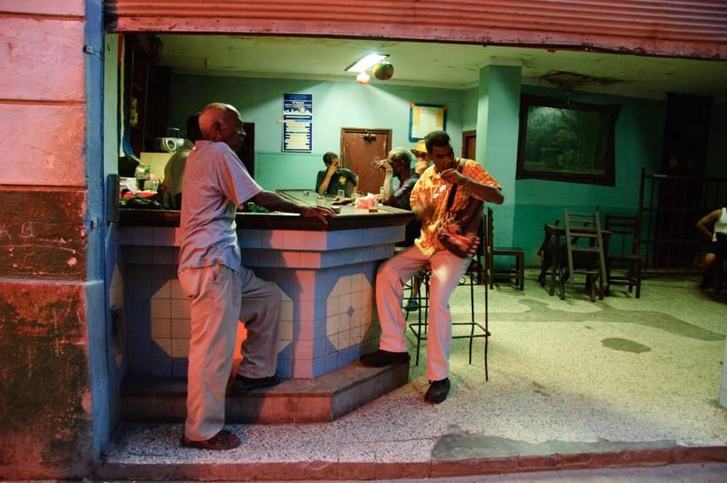 Las calles de la Habana vieja 1
