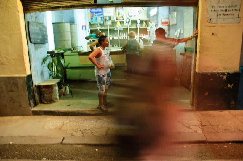 Las calles de la Habana vieja 2