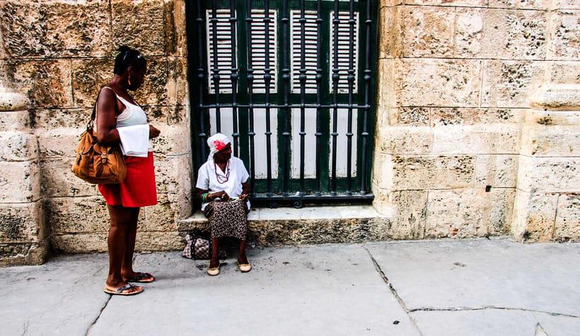 Las calles de la Habana vieja 4