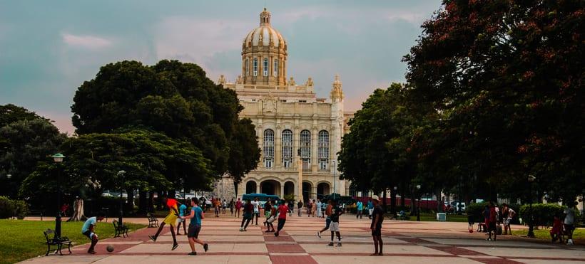 Las calles de la Habana vieja 5